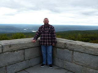 Me at High Point State Park