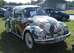 VW Käfer - BW FuhrparkService (michaelausdetmold) Tags: volkswagen vw käfer auto car youngtimer fahrzeug bundeswehr armee militär