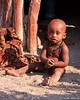 IMGP1238 Himba Kid (Claudio e Lucia Images around the world) Tags: himba lady himbavillage kunene namibia epupa epupafalls pentax pentaxk5 pentax55300 village remote kid young boy