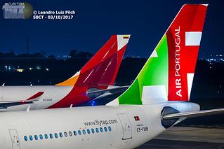 A330's Avianca Cargo & TAP