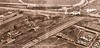 Seaboard Air Line Railroad Hermitage Yards in Richmond VA - 1926 (SSAVE over 10 MILLION views THX) Tags: richmondfredericksburgandpatomicrailroad rfp richmondva 1926 railroad railyard statefairgrounds racetrack roundhouse accayards broadstreetstation unionstation seaboardairlinerailroad sal hermitageyards boulevard alcomanufacturingplant steamwrecker steamderrick