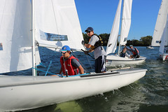 IMG_0561 (Foundry216) Tags: sailing sailor lake erie sail c420 water sports thisiscle cleveland