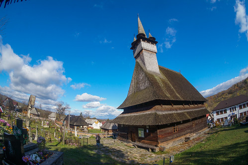 Budesti Wooden Church