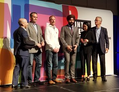 Minister Navdeep Bains Talk at BCorp Retreat (m.gifford) Tags: bcorp championsretreat2017 bthechange benefitcorporation biz conference toronto bcorporation ontario canada bcorpretreat championsretreat navdeep bains navdeepbains ministernavdeepbains ministerbains michaeldenham bdc