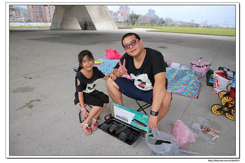 《幸福行》台北‧大佳河濱公園中秋限定開放烤肉+共融式沙坑遊戲場