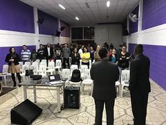 6° Seminário sobre As Leis Bíblicas. Data: 28, 29 e 30 de Setembro de 2017. Igreja do Pastor Adriano.