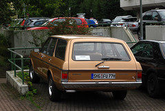 Ford Granada Turnier Automatic (rvandermaar) Tags: ford granada fordgranada turnier estate wagon stationwagon 28
