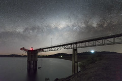 Burrendong (Bill Thoo) Tags: burrendong lakeburrendong burrendongdam nsw newsouthwales australia landscape travel night astrophotography scenic lake stars milkyway longexposure sky nightsky water dam reservoir sony a7rii ilce7rm2 zeiss batis 18mm
