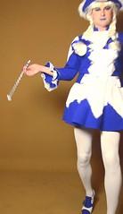 102videoclipS (klarissakrass) Tags: crossdress costume dance