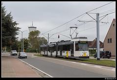 DL 6012 - Duinbergen (Spoorpunt.nl) Tags: 1 oktober 2017 bn wagen 6012 de lijn knokke duinbergen kusttram