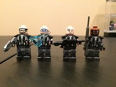 Custom Lego Minifigure Mash-Up: Halo ODST Troops (icemanjake624) Tags: minifiguremashup haloodst odst halo eclipsegrafx theminifigco brickforge citizenbrick brickarms review legoreview youtube minifigs minifig minifigures minifigure legominifigs legominifig legominifigures legominifigure customlegos customlego custom legos lego