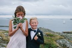 The Köster siblings (Anna Lindqvist) Tags: wedding sweden siblings bröllop donsö joy 5d children