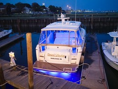2017.09.04-19.39.02 (Pak T) Tags: blue boat dock lights marblehead massachusetts olympusmzuiko17mmf18 royalflusher salem