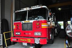Hamilton Township Fire District 3 Truck 13 (Triborough) Tags: nj newjersey mercercounty trenton htfd hamiltontownshipfiredistrict hamiltontownshipfiredistrict3 firetruck fireengine truck truck13 ladder ladder13 seagrave tiller tda