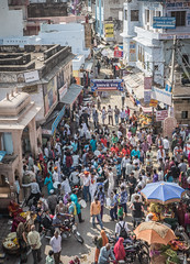 Rajasthan - Pushkar - Street Festival-4