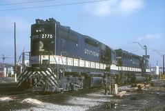Southern GP38 2770 (Chuck Zeiler) Tags: sr sou southernrailway gp38 2770 railroad emd locomotive chattanooga chuckzeiler chz