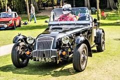 1951 Allard Special on the way to the start (John Tif) Tags: 1951allardspecial 2017 crystalpalace car motorspot