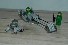 FLSS-79 : Fast Light Space Ship (RACING 67) Tags: lego fast light space ship spaceship