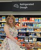 Come and experience the Refigerated Dough section! (rgaines) Tags: costume cosplay crossplay drag stepfordwife stepfordwives shopping halloween