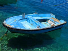 Symi Town | Fishing Boat (Toni Kaarttinen) Tags: greece griechenland grecia grèce grécia ελλάδα elláda ἑλλάσ hellás dodecanese island greek city holiday vacation summer summerholiday symi syme simi σύμη excursion boattrip daytrip sea adrian boat fishing fishingboat