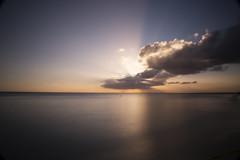 Sunset (Silver_63) Tags: repubblica domenicana santo domingo sunset tramonto mare oceano
