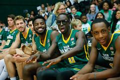 USF_Basketball_Hoopsfest_2017_65 (donsathletics) Tags: usf ncaa dons san francisco basketball hoopsfest college wcc hoops