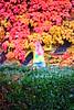 October (eddi_monsoon) Tags: threesixtyfive 365 selfportrait selfie self portrait wall vine leaves