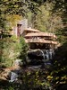 Pennsylvania, Fallingwater, iconic view IMG_20171020_121119 (ianw1951) Tags: usa pennsylvania house franklloydwright architecture fallingwater waterfall