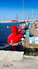 Kreta-Retymon1 (gabimartina) Tags: kreta creta griechenland landschaft natur hafen habor wasser mittelmeer schiffe lampe