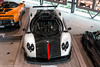 Cinque Roadster 5/5 (Nico K. Photography) Tags: pagani zonda cinque 55 white carbon red stripes combo f roadster nr625 museum hypercar nicokphotography italy