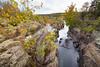 Great Falls (sk_husky) Tags: greatfalls maryland waterfall water longexposure trees forrest fall autumn sky cluds rock canon 6d neutraldensity nd filter cpl dmv woods landscape