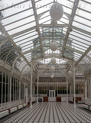 Horniman 5823 (stagedoor) Tags: horniman museumandgardens lewisham foresthill london conservatory glasshouse victorian building architecture olympus omdem1mkii copyright uk greaterlondon glc city listed grade2