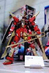 DSC01839~2 (pang yu liu) Tags: 2017 oct 10 十月 百貨公司 統一 時代 鋼彈 gundam 台北 taipei 東區 展覽 model 模型 toy 玩具