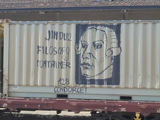 filosofo su container 128