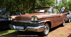 Studebaker 1958 Commnader.   10.17 (Basic Transporter) Tags: claasic car show south africa studebaker old commander 1958