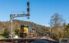 CSX T213-26 Dawkins 4546 (HeritageNY) Tags: sd70mac csx co coal train signals