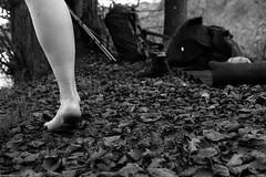 Ruppiner Landweg (Gerrit Berlin) Tags: brandenburg camping erholung europa fuji fujixt1 impressionen landschaft natur ruppinerlandrundwanderweg schnappschuss touren tour wandern deutschland ruppinerland stechlin seenlandschaft hiking backpacking herbst autumn germany licht feet legs badetag