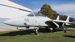"Grumman F-14D Super Tomcat 1 • <a style=""font-size:0.8em;"" href=""http://www.flickr.com/photos/81723459@N04/38099756142/"" target=""_blank"">View on Flickr</a>"