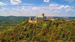 Die Wartburg (LitschiCo-Erfurt.de I Fotografie) Tags: herbstwald herbst diewartburg fotografinmelaniekahl wartburgbeieisenach herbstfarben lutherburg thüringen