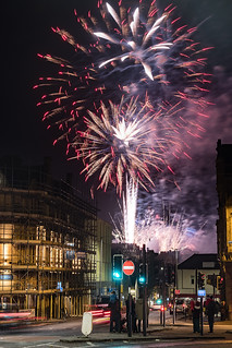 Lancaster Fireworks 2017
