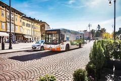 JDSC09121 (Hans-Peter Kurz) Tags: bus linienbus outdoor italy italia italien apt görz gorizia stadtbus friaul stadt city bredamenarinibus vivacity