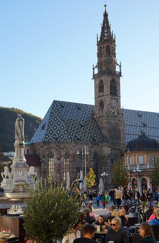 2017-10-27 11-01 Südtirol 128 Bozen, Duomo