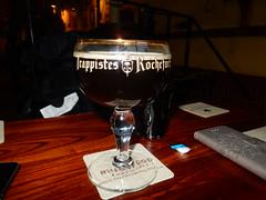 Bar Fringe Rochefort (deltrems) Tags: pub bar inn tavern hotel hostelry house restaurant glass beer belgian belgium trappiste rochefort nq northern quarter manchester barfringe fringe