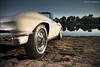 1964 C2 Sting Ray Convertible - Shot 16 (Dejan Marinkovic Photography) Tags: 1964 american c2 car chevrolet chevy classic convertible corvette oldtimer ray sports sting stingray vette firestone wheel detail tire