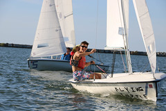 IMG_0574 (Foundry216) Tags: sailing sailor lake erie sail c420 water sports thisiscle cleveland