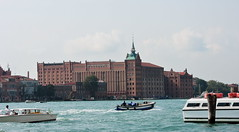 Hilton Molino Stucky, Giudecca, Venice