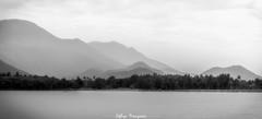 B&W (Sathiya Narayanan.M.M) Tags: landscape black white lake countryside contarsty salem