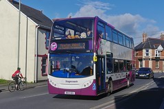 Fresh 2 (Better Living Through Chemistry37) Tags: route2 stagecoach stagecoachdevon stagecoachsouthwest transport transportation vehicles buses busessouthwest busesuk enviro enviro400 alexanderdennis scania scanian230ud n230ud 15898 wa13geu