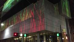 Blink 2017 decorates the Cincinnati Art Center (RKop) Tags: blink cincinnati raphaelkopanphotography urban art luminocity architecturalprojectionmapping