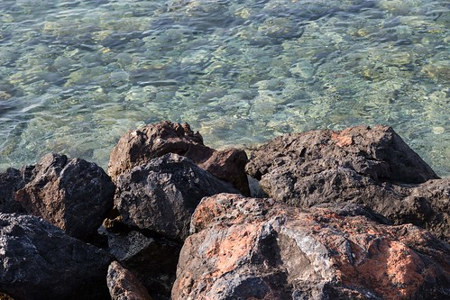 sea at Monemvasia